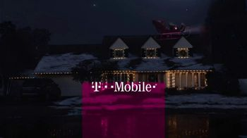 T-Mobile TV Spot, 'Holiday TWOgether: Little Saint Nick' Feat. Nick Cannon - Thumbnail 1