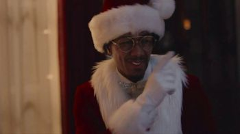 T-Mobile TV Spot, 'Holiday TWOgether: Little Saint Nick' Feat. Nick Cannon - Thumbnail 8