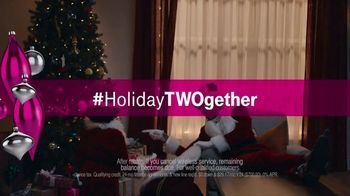T-Mobile TV Spot, 'Holiday TWOgether: Little Saint Nick' Feat. Nick Cannon - Thumbnail 9