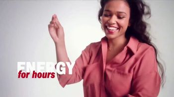 SlimFast Advanced Energy TV Spot, 'Energize Your Weight Loss'