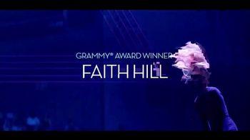 Showtime TV Spot, 'Tim & Faith: Soul2Soul: Magic and Passion' - Thumbnail 6