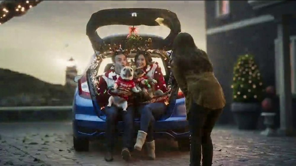 Happy Honda Days Tv Commercial Holiday Road Trip Ispot Tv