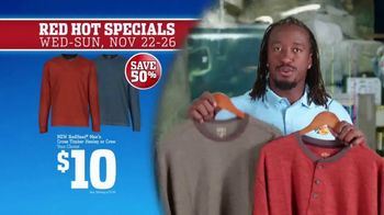 Bass Pro Shops 5 Day Sale TV Spot, 'Red Hot: Shirts and Fishing Jerseys' - Thumbnail 5