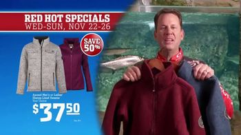 Bass Pro Shops 5 Day Sale TV Spot, 'Red Hot: Shirts and Fishing Jerseys' - Thumbnail 8
