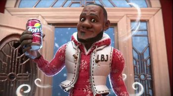 Sprite Cranberry TV Spot, 'Cranberry Animated' Featuring LeBron James - Thumbnail 6