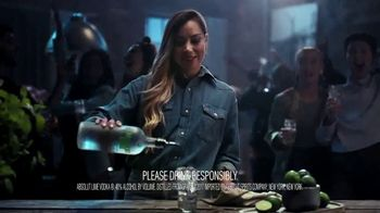 Absolut Lime TV Spot, 'Refresh Party'