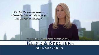Kline & Specter TV Spot, 'Medical Doctors' - Thumbnail 2