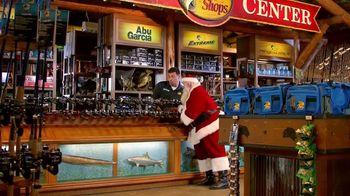Bass Pro Shops Cyber Monday Sale TV Spot, 'Santa's Wonderland' - Thumbnail 2