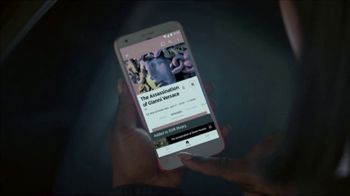 YouTube TV TV Spot, 'New Way to Watch' Song by Ol' Dirty Bastard - Thumbnail 8