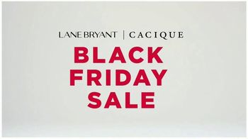 Lane Bryant Black Friday Sale TV Spot, 'Cacique: Daily Doorbusters' - Thumbnail 9