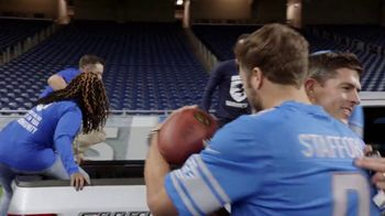 NFL TV Spot, 'A Truck for Those That Serve' - Thumbnail 10