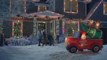 Lowe's Black Friday Deals TV Spot, 'Snowman: Artificial Trees' - Thumbnail 8
