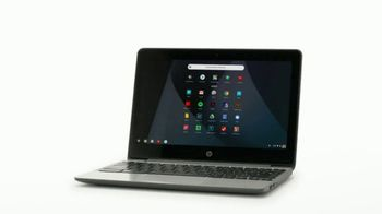 HP Chromebook 11 G5 TV Spot, 'Gift: Save' Song by The King Khan & BBQ Show - Thumbnail 2