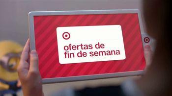 Target Ofertas de Fin de Semana TV Spot, ' Las fiestas de 2017' [Spanish] - Thumbnail 1