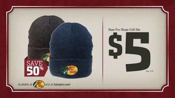 Bass Pro Shops Holiday Sale TV Spot, 'Cuff Hats' - Thumbnail 5