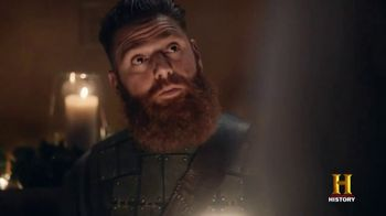 GEICO TV Spot, 'History Channel: Polite Vikings' - Thumbnail 7