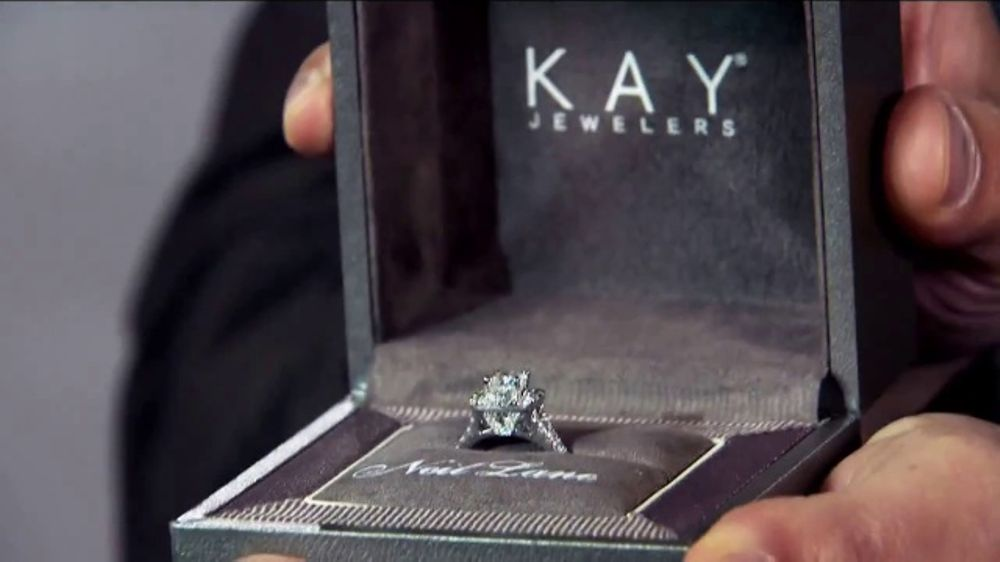 Kay Jewelers Tv Commercial Nbc Ice Rink Proposal