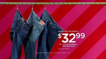 JCPenney Holiday Challenge TV Spot, 'Levi's for the Family' Song by Sia - Thumbnail 3