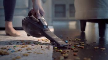 Black & Decker Dustbusters TV Spot, 'For Whatever Life Throws at You' - Thumbnail 8