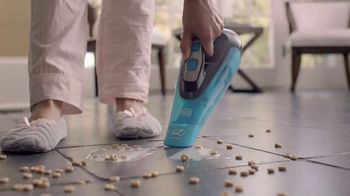 Black & Decker Dustbusters TV Spot, 'For Whatever Life Throws at You' - 1556 commercial airings