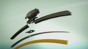 Michelin Wiper Blades TV Spot, 'Frameless Beam Design' - Thumbnail 5
