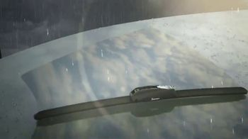 Michelin Wiper Blades TV Spot, 'Frameless Beam Design' - Thumbnail 7