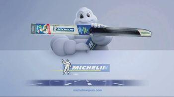 Michelin Wiper Blades TV Spot, 'Frameless Beam Design' - Thumbnail 9
