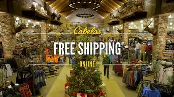 Cabela's Cyber Monday Sale TV Spot, 'GPS, Hoodies and Reel' - Thumbnail 6