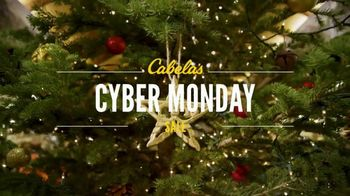 Cabela's Cyber Monday Sale TV Spot, 'GPS, Hoodies and Reel' - Thumbnail 3