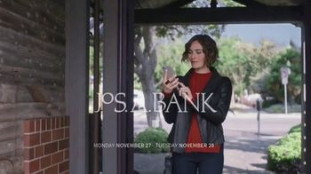 JoS. A. Bank Up to 70 Percent Off Sale TV Spot, 'Dress Shirts and Sweaters' - Thumbnail 1