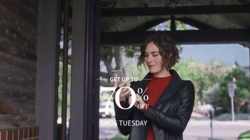 JoS. A. Bank Up to 70 Percent Off Sale TV Spot, 'Dress Shirts and Sweaters' - Thumbnail 2