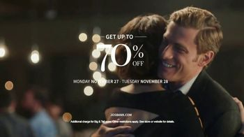 JoS. A. Bank Up to 70 Percent Off Sale TV Spot, 'Dress Shirts and Sweaters' - Thumbnail 8