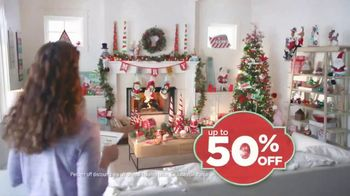 Michaels TV Spot, 'Holiday Collections' - Thumbnail 5