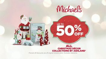Michaels TV Spot, 'Holiday Collections' - Thumbnail 6