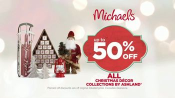 Michaels TV Spot, 'Holiday Collections' - Thumbnail 7