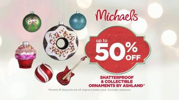 Michaels TV Spot, 'Holiday Collections' - Thumbnail 8