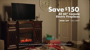 Big Lots 1 Day Deals TV Spot, 'Joy: Fireplaces' Song by Three Dog Night - Thumbnail 6