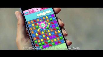 Candy Crush Saga TV Spot, 'Booster poderoso' canción de Björk [Spanish] - Thumbnail 6