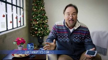 ThinOPTICS TV Spot, 'The Gift That Never Ends' Featuring Richard Karn - Thumbnail 4