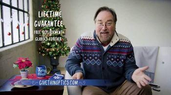 ThinOPTICS TV Spot, 'The Gift That Never Ends' Featuring Richard Karn - Thumbnail 8