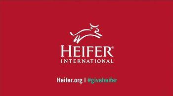 Heifer International TV Spot, 'The Gift of Animals' - Thumbnail 10