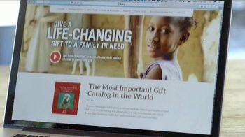 Heifer International TV Spot, 'The Gift of Animals' - Thumbnail 7