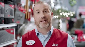 ACE Hardware Wrap It in Red TV Spot, 'The Best Brands Make the Best Gifts' - Thumbnail 1