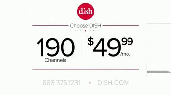 Dish Network TV Spot, 'The TV You Love at a Price You Love' - Thumbnail 2