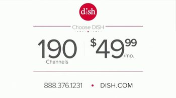 Dish Network TV Spot, 'The TV You Love at a Price You Love' - Thumbnail 6