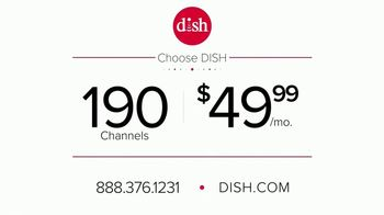 Dish Network TV Spot, 'The TV You Love at a Price You Love' - Thumbnail 9