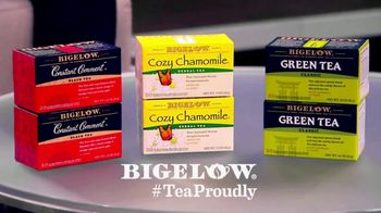 Bigelow Tea TV Spot, 'The Right Thing to Do' Featuring Phil Simms - Thumbnail 8
