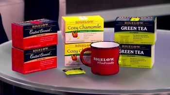 Bigelow Tea TV Spot, 'The Right Thing to Do' Featuring Phil Simms - Thumbnail 4