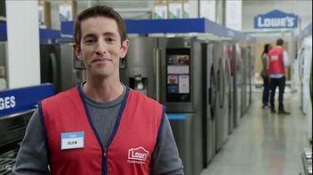 Lowe's Black Friday Deals TV Spot, 'The Moment: Frigidaire' - Thumbnail 4
