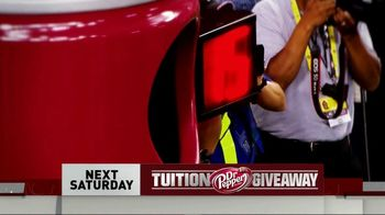 CBS TV Spot, 'Dr Pepper Tuition Giveaway' - Thumbnail 4